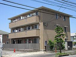 ポワール・M B棟[2階]の外観