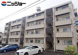 高重ビル[4階]の外観
