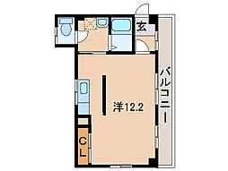 ニュー三喜マンション[3階]の間取り