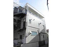 植野ビル[3階]の外観