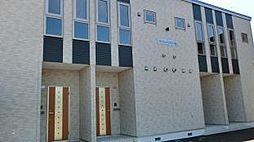 [テラスハウス] 北海道札幌市西区発寒15条2丁目 の賃貸【/】の外観