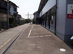 兵庫県姫路市青山6の賃貸アパートの外観