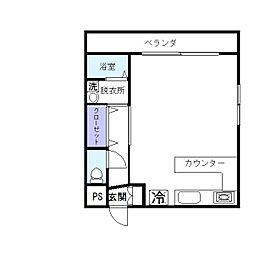 宝町駅 5.4万円