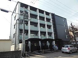 プラネシア京阪出町柳[108号室]の外観