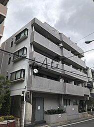 ペガサスマンション目白[6階]の外観