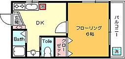 十条駅 6.1万円