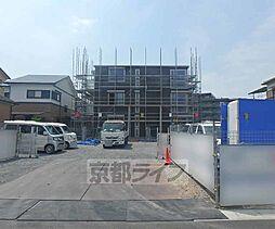 京都府宇治市木幡熊小路の賃貸マンションの外観