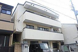 福居マンション西棟[3F号室]の外観