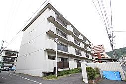 広島県広島市東区戸坂山崎町の賃貸マンションの外観