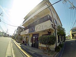 兵庫県伊丹市中野北3丁目の賃貸マンションの外観