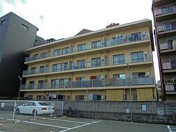 大阪府大阪市東住吉区中野2丁目の賃貸マンションの外観
