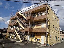 沢田ハイツ[3階]の外観