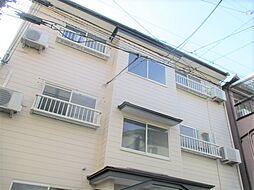 大阪府守口市藤田町6丁目の賃貸アパートの外観