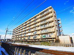チサンマンション野田[1階]の外観