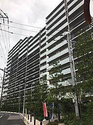 東京都足立区新田1丁目の賃貸マンションの外観