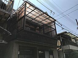 [一戸建] 大阪府大阪市西成区南津守7丁目 の賃貸【/】の外観