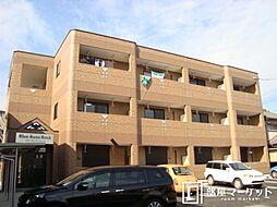 愛知県岡崎市宮地町の賃貸アパートの外観