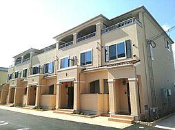 大阪府門真市北巣本町の賃貸アパートの外観