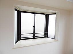 出窓 室内(2017年8月)撮影
