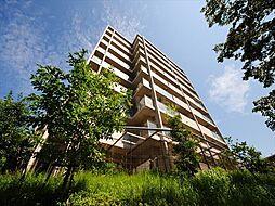 ジオ北千里古江台[6階]の外観