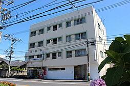 広島県広島市佐伯区楽々園5丁目の賃貸マンションの外観