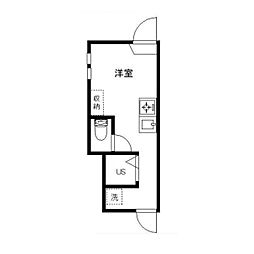 JJハウス[2階]の間取り