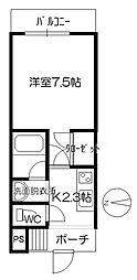 楽々園駅 4.6万円