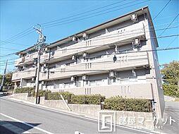 愛知県豊田市平和町3丁目の賃貸マンションの外観