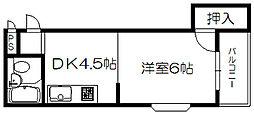 大日駅 3.5万円
