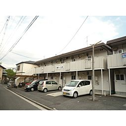 居藤ハイツA棟[202号室]の外観