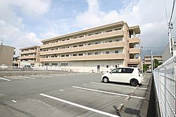 静岡県浜松市東区大蒲町の賃貸マンションの外観