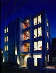 東京都練馬区桜台3丁目の賃貸マンションの外観