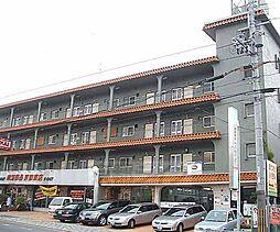 京都府京都市山科区大宅細田町の賃貸マンションの外観