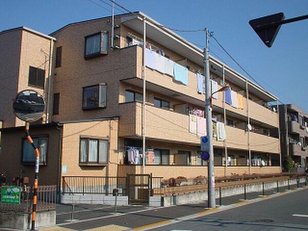 ソレイユ綾瀬 3階の賃貸【東京都 / 足立区】
