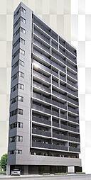 東京都台東区竜泉2丁目の賃貸マンションの外観
