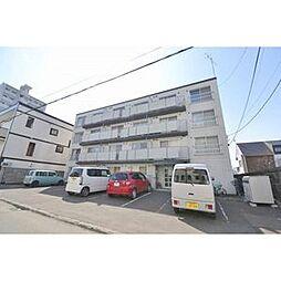 北海道札幌市中央区南十三条西14丁目の賃貸マンションの外観