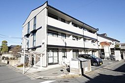 埼玉県鴻巣市大間3丁目の賃貸アパートの外観