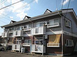 サンパティークI[2階]の外観