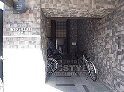 KDXレジデンス西院[9階]の外観