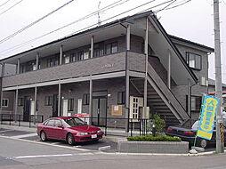 宮城県仙台市泉区山の寺2丁目の賃貸アパートの外観