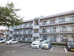 第一富田マンション[3階]の外観