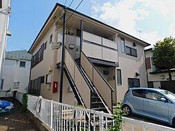 大槻ハイツ[1階]の外観