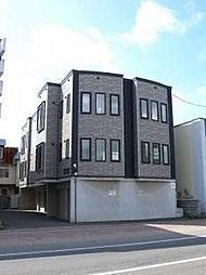 サウザンドファイン八軒[3階]の外観