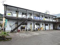 鹿児島県霧島市国分名波町の賃貸アパートの外観