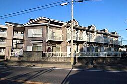 埼玉県朝霞市田島2丁目の賃貸アパートの外観