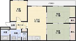 ラインプラザ本郷[1階]の間取り