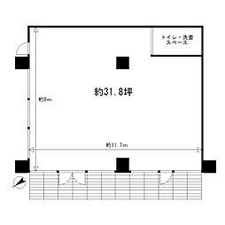 南海線 高石駅 徒歩10分の賃貸店舗(建物一部)