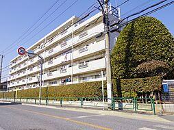 清水山第2パークハイツ[5階]の外観