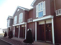 兵庫県相生市緑ケ丘2の賃貸アパートの外観