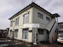 永田コーポ[2階]の外観